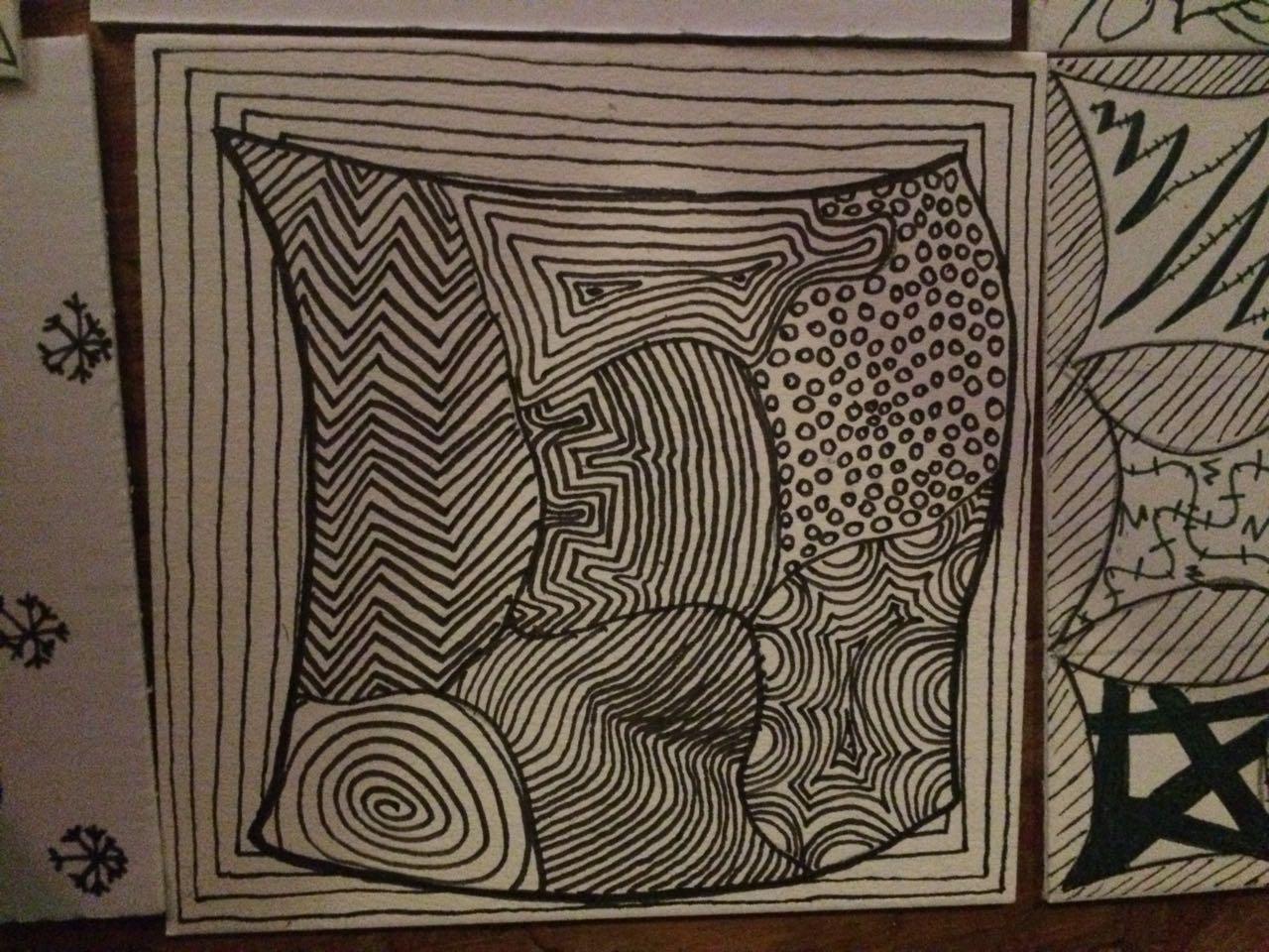 Kunstvoll Kritzeln (5)