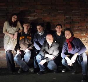 Sladi Stefanovska: Gesang Tino Schol: Saxophon, Gesang Holger Lisy: Gitarre Steffen Runzheimer: Piano Jürgen Garotti: Bass Benjamin Klein: Schlagzeug